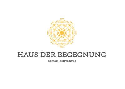 Bildzeichen für Haus der Begegnung / Kunde: Rausch Bestattungen, Usedom